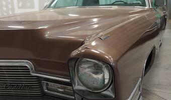 Cadillac deVille coupé 1968