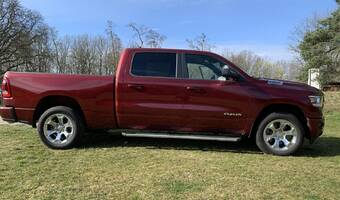 Dodge Ram 4x4 Big Horn 2019