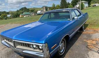 Chrysler Newport Royal 1972