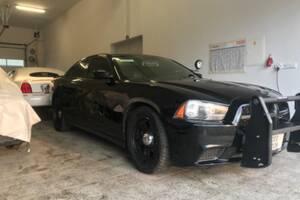 Dodge Charger Policejní verze 5.7 hemi 2012