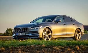 Recenze & testy: Volvo S90 T6 Inscription: Naposledy bez elektromotoru