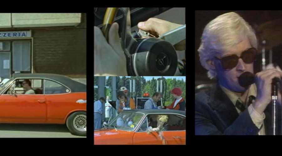 Video: Opel jako námět písně? V NSR bylo možné i toto