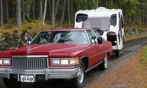 Novinky: Grand Tour čeká další sezóna. Trio moderátorů brázdí Skotsko s karavany.
