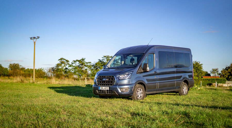 Recenze & testy: Ford Transit 2.0 EcoBlue automat: Když nechcete jet nadvakrát