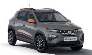 Novinky: Dacia představuje svůj první elektromobil