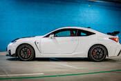 Lexus RC-F Track Edition: Beránek v rouše vlčím