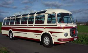Historie: Škoda 706 RTO: Rodinné stříbro