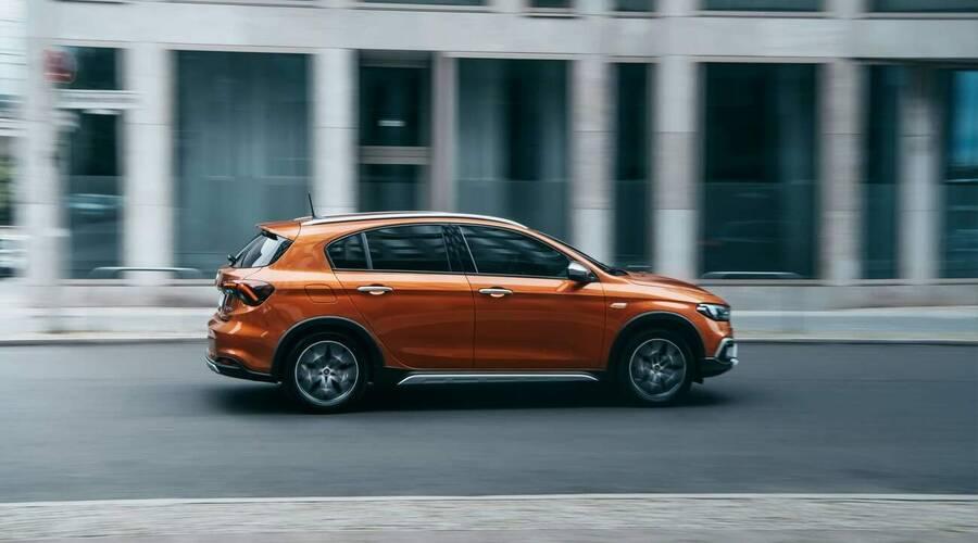 Novinky: Fiat Tipo čeká facelift. Přijde i outdoorová verze.