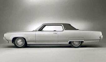 Oldsmobile 98 Holiday Coupe 1969