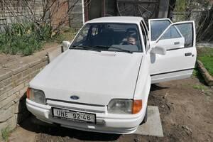 Ford Ostatní Eskort 1988