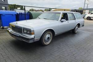 Chevrolet Caprice Station vagon 1986