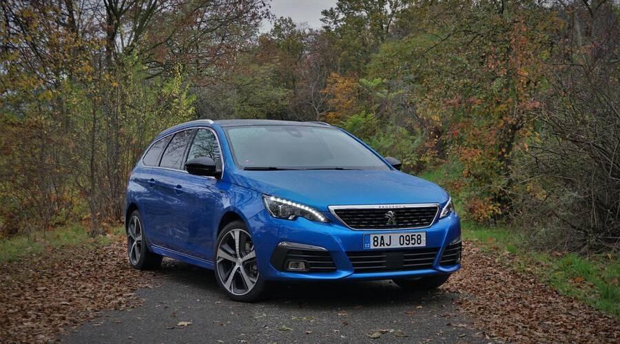 Recenze & testy: Peugeot 308 SW GT 1.5 BlueHDi: Poslední boj stárnoucího lva