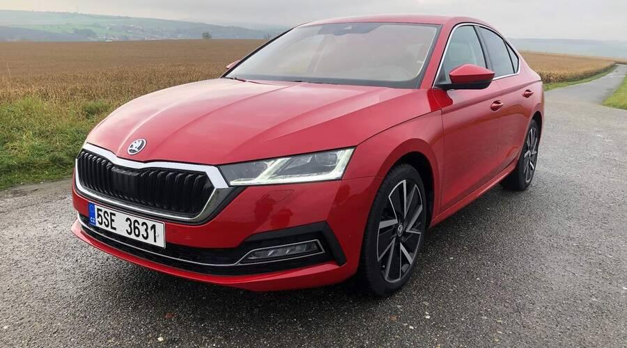 Recenze & testy: Škoda Octavia G-TEC: Plyn se stále hlásí o slovo
