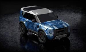 Novinky: Land Rover chystá malý levný model. Bude to tříválcová předokolka.