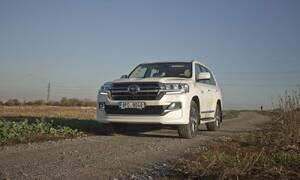 Recenze & testy: Toyota Land Cruiser 200 5,7 V8: Nejsem cvok. Prostě jen vím, co chci
