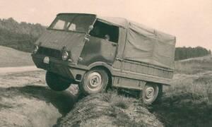 Historie: Znáte Škodu Agromobil?