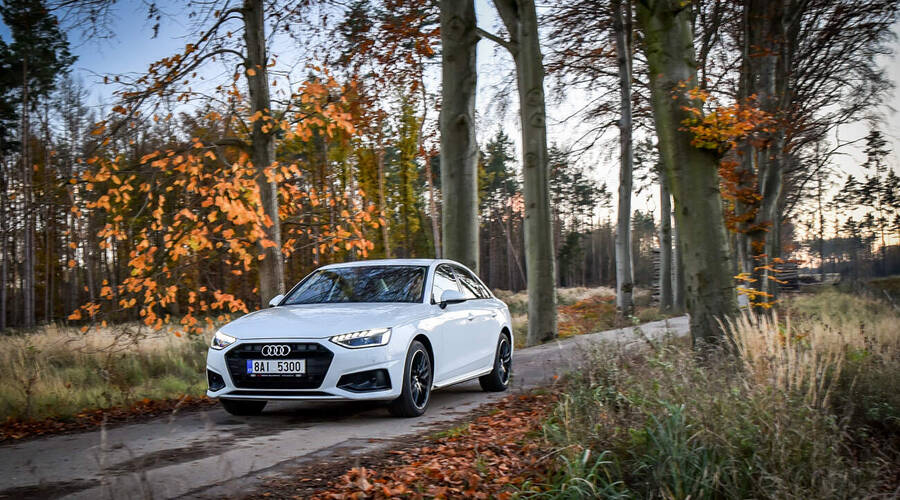 Recenze & testy: Audi A4 35TDI: Auto do uspěchané doby