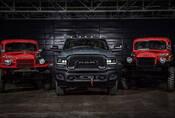 Dodge vzpomíná na legendární Power Wagon limitovanou edicí RAMu