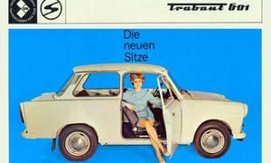 Editorial: VEB Sachsenring Trabant 601: Má platonická láska