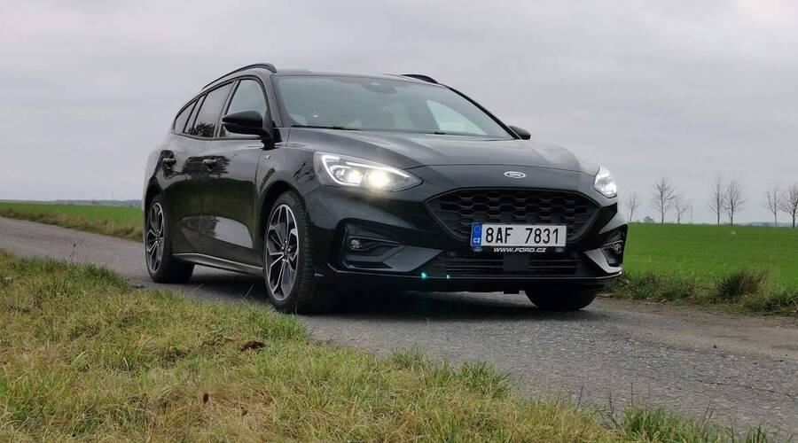 Recenze & testy: Ford Focus 1.0 EcoBoost mHEV: Radost z malého motoru