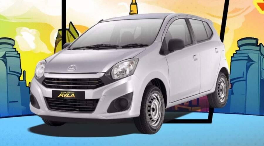 Novinky: Nejhůře vybavené nové auto na světě je na prodej v Indonésii.