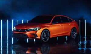 Novinky: Honda představuje nový Civic