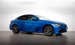Novinky: Hertz představil specialitu pro italský trh. Je to velmi stylová Alfa.