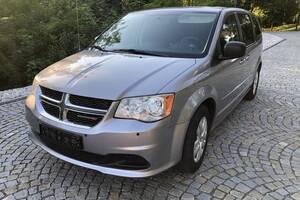 Dodge Grand Caravan 3.6, 2014, 7 míst, DPH, StownG 2014