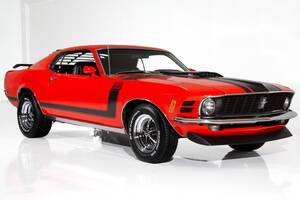 Ford Mustang GT Fastback, Na cestě 1970