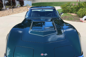 Chevrolet Corvette LT1, Matching, Manual, V ČR! 1971