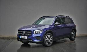 Recenze & testy: Mercedes-Benz GLB 200d 4Matic: Takhle má vypadat rodinné auto