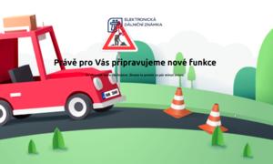 Novinky: Nový eshop s dálničními známkami byl dle plánu spuštěn o půlnoci