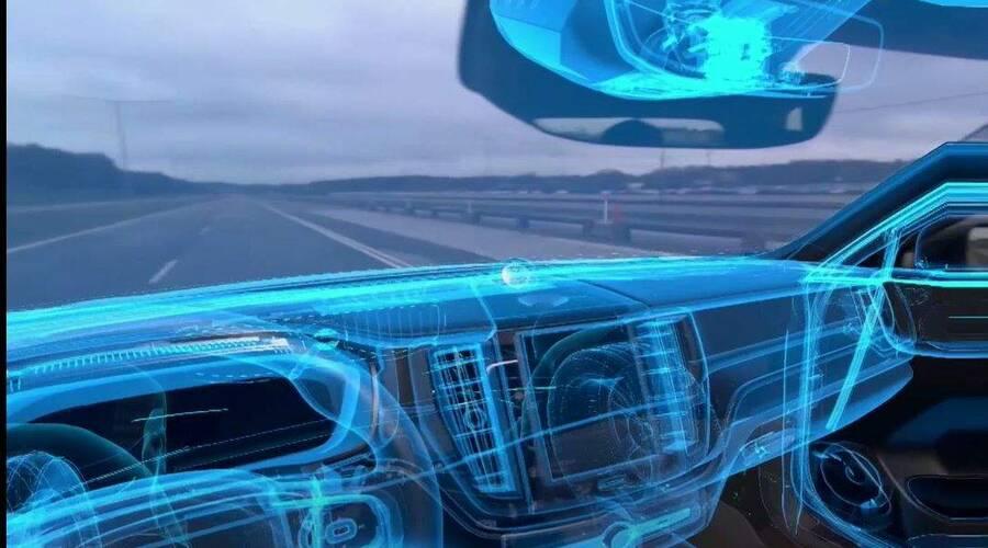 Technika: Z herního simulátoru na silnici