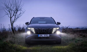 Představujeme: Hyundai Tucson: Nový hrdina všedního dne