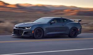 Novinky: Nejsilnější modely Chevroletu Camaro si v Californii nekoupíte kvůli brzdám.