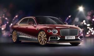 Novinky: Santa Claus prý jezdí osmiválcovým Bentley