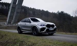 Recenze & testy: BMW X6M Competition: Magor. Mistr. Miláček.