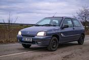 Renault Clio 1.2 ICE: Mobilita není drahá