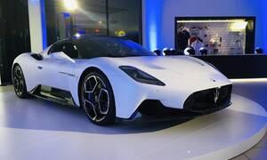 #autickarfuturista, Představujeme: Maserati MC20: Renesance klasiky