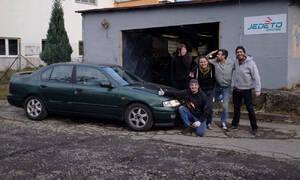 Autíčkářova garáž, Trackday: Jak jsme vyhráli Gumbalkan Grand Prix - 6 heures sur le Most: Část první