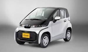 Novinky: Toyota představuje svůj první elektromobil
