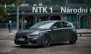 Recenze & testy: Hyundai i30 N Project C: Karbon v hlavní roli
