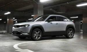 Novinky: Potvrzeno: Mazda MX-30 dorazí jako hybrid s Wankelovým motorem