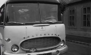 Historie: Škoda 706 RO Bratislava: Zapomenutý businessjet