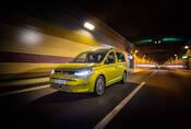 Nový Volkswagen Caddy: Radujte se a hodujte!