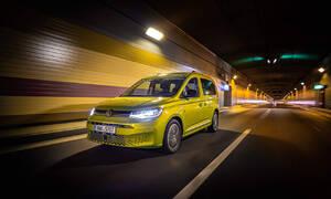 Představujeme: Nový Volkswagen Caddy: Radujte se a hodujte!