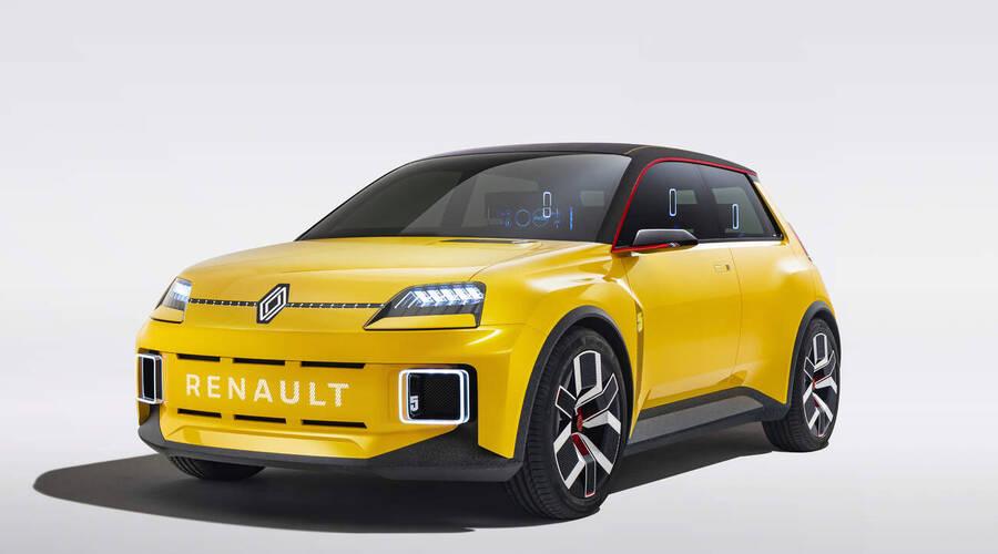 Novinky: Renault 5 se vrací