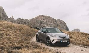Tiskové zprávy: Nejekologičtějším autem roku 2020 zvolena hybridní Toyota C-HR