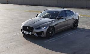 Tiskové zprávy: Jaguar XE R-Dynamic Black: Designová edice sportovního sedanu s cenovým zvýhodněním
