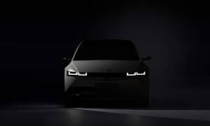 Tiskové zprávy: Hyundai Motor Company vyvolává očekávání prvními fotografiemi modelu IONIQ 5